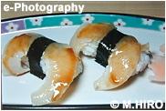 フカヒレ姿寿司