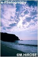 南伊豆のビーチ
