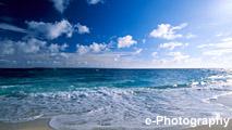 海 波 水 光 水平線