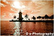 ボカ・チタ・キーの灯台